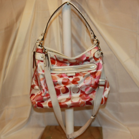 KRISTINE Kaleidoscope CROSSBODY Handbag Purse Bag NWT